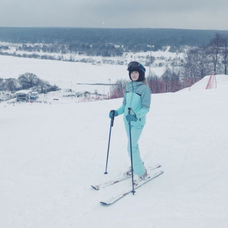 места для обучения сноуборду
